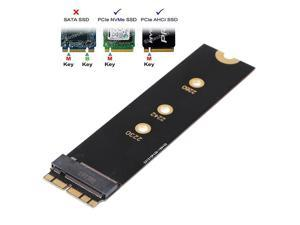 M.2 PCIE NVME SSD M.2 nVME SSD Adapter Card for Upgrade 2013-2015 Year Macs(Not Fit Early 2013 MacBook Pro)
