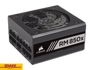 CORSAIR RMx Series RM850x 850W ATX12V / EPS12V 80 PLUS GOLD Certified Full Modular Power Supply