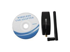 300Mbps Wireless USB WiFi Adapter With External Antenna