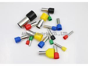 1000pcs  E7518 tube type terminal tubular terminal pin terminal blocks Sheath needle terminal