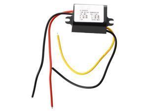 Inverter power converter inverter voltage converter DC 12V to 5V new Waterproof housing Super lightweight, easy to install and
