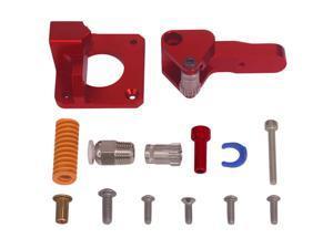 Cr 10 Pro Extruder Dual Getriebe Metall Extruder Mk8 Bowden Extruder 3D Drucker Aluminium Legierung Block Filament 1,75 Mm Cnc