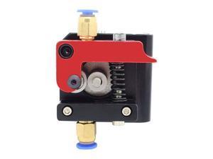 Rechte Hand Mk8 Remote Extruder Zubehör 1,75mm/3mm Filament Alle Metall Fernbedienung Extruder Rahmen Block Für Reprap 3D Drucker Kos