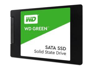 WD Western Digital 2.5-inch Green Disk 120G 240G 480G Laptop SSD Solid State Drive SATA3(WDS120G2G0A)