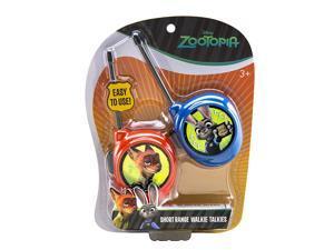 Zootopia Character Walkie Talkies Playset