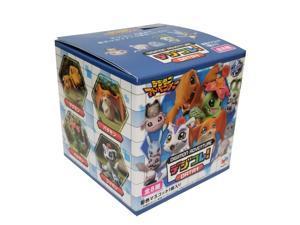 MegaHouse Digimon Adventure Data 1 Action Figures (Single Random Blind Box)