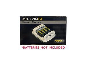 Powerex MH-C204FA AA / AAA Smart Battery Charger