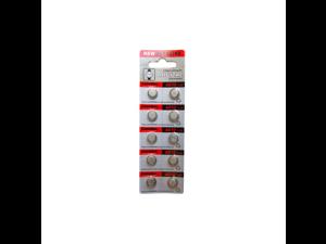 50-Pack AG10 / 389 / 390 / LR54 Button Batteries