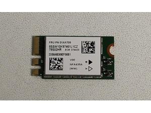 "01AX709 Lenovo Ideapad 320-15ABR 15.6"" Genuine WiFi Wireless Card"