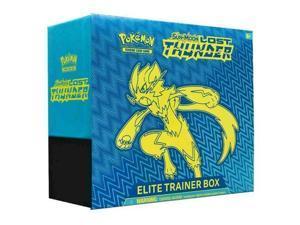 Sun & Moon Lost Thunder Elite Trainer Box Pokemon TCG Sealed SM05