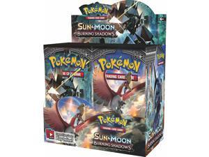 Burning Shadows Booster Box Pokemon English Sealed