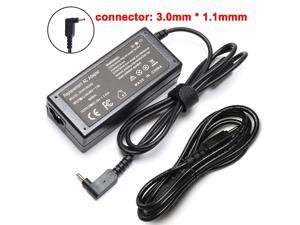 65W 19V 3.42A AC Power Adapter Charger for Acer Chromebook 11 13 14 15 R11 CB3-131-C3SZ C720-2103 CB5-571-C1DZ CB3-111-C670 CB5-132T-C1LK C730E-C4BA; Aspire One Cloudbook 11 14 AO1-131-C7DW C9PM