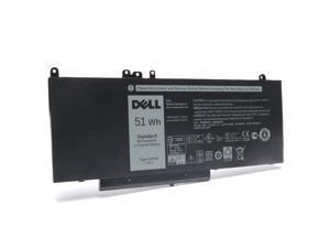 OEM G5M10 Laptop Battery for Dell Latitude E5450 E5550 8V5GX R9XM9 WYJC2 1KY05 (E5450) 7.4V 51Wh