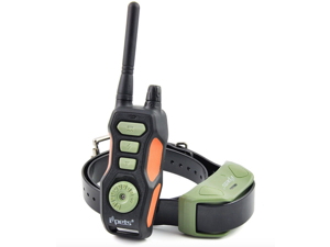 Waterproof Dog Training Collar Rechargeable Dog Shock Collar with Remote