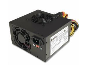 Hercules DUAL FAN 600w-Max ATX Power Supply SATA, 20+4-pin, 6-Pin