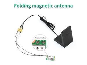 M.2 NGFF Mini PCIe WiFi Card antennas Dual Band WLAN for Intel 9260 ax200 DW1560