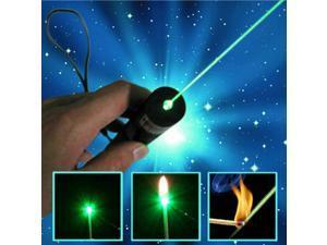 Astronomy 900Miles 1mW Green Laser Pointer Pen 532nm Pet Toy Portable Light