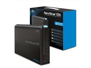 VantecStorage NST-536S3-BK NexStar DX 5.25inch SATA to USB3.0 Blu-Ray/CD/DVD