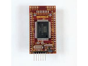 MENSCH Microcomputer based on the W65C265S MCU