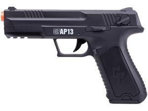 Crosman GFAP13 (black) Electric full or semi-auto AEG pistol - includes battery chargeretc