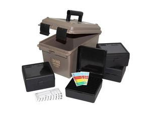 MTM ACC308 MTM 308 Ammo Can for 400 rd. Includes 4 each RM-100's Dark Earth