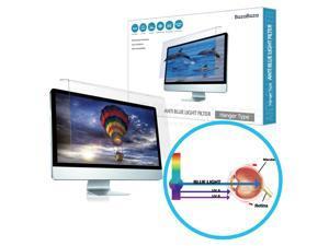 "Easy On/Off Acrylic Anti Blue Light Screen Protector 22""(for 22"" Diagonally Measured 16:9/16:10 Aspect Ratio)"