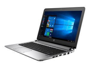 HP ProBook 430 G3 Laptop, Intel® Core™ i5 (6th Gen) Processor, 500GB Hard Drive, 8GB DDR4 RAM, Extra Capacity Battery School, Home Office, Everyday Windows 10 Pro