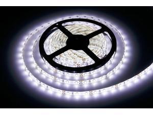 New Waterproof Super Bright 5M 3528 SMD 600 LED Flexible Strip light 12V White