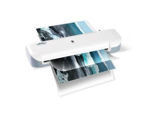9-Inch Thermal Laminator with 2 Roller System for Office School Home -
