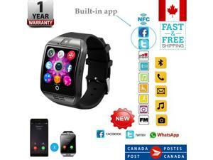 Smart Bluetooth Watch Call SIM/TF Photo Camera Online Large LCD Touch Screen
