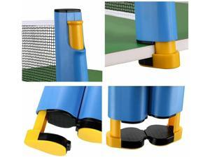 Portable Retractable Table Tennis Net Kit Ping Pong Indoor Games Replacement