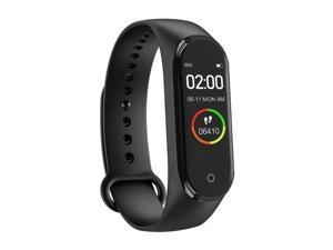 Smart Bracelet Wristband Sport Watch Heart Rate Blood Pressure Monitor Bluetooth