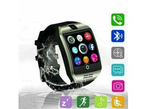 New Q18 Bluetooth Smart Touch Screen Wrist Watch For Android IOS SIMCard Support