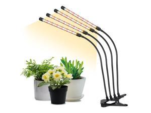 Plant Light for Indoor Plants,   Upgraded 4 Arms Grow Light Spectrum