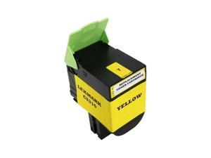 70C1HY0 Yellow Toner Cartridge For Lexmark CS410N CS410dn CS410dtn CS510de
