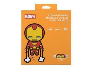 MARVEL Steam Eye Mask, 5Pack, Iron Man -