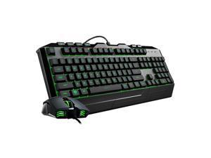 Gaming keyboard and mouse combo, Cooler Master Devastator 3 Gaming Keyboard & Mouse Combo, 7 Color Mode LED Backlit, Media Keys, 4 DPI Settings