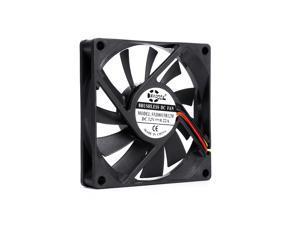 SXDOOL SXD8015B12M 80*80*15mm 12V 0.22A 3-Pin dual ball bearing axial case computer pc cooling fan