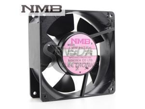 NMB 4715PS-22T-B30 12cm AC 220V 120*120*38 mm aluminum frame server inverter cooling fan