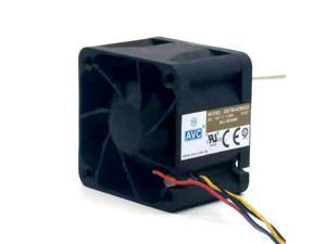 5pcs 40mm powerful cooling fan  AVC 4028 12V 1A DBTB0428B2G high- speed server fans 40*40*28mm Dual Ball Bearing 4-wire pwm
