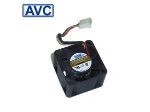 Cooling fan  AVC DB04028B12H, P154 DC 12V 0.53A 4-wire 4-Pin connector 80mm 40x40x28mm