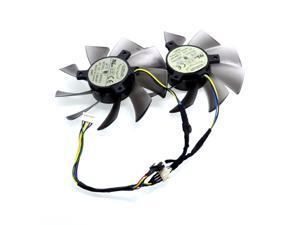 video card fan R9-290X/280X R9-270X R7-260X GAMING Graphics card fan Mining  fans T129025SU Diameter 93mm 12V 0.38A