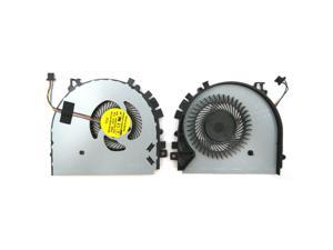 New Laptop CPU Cooling Fan for Lenovo IdeaPad Yoga 500-14ACL 500-14IBD 500-14IHW