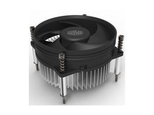 Cooler Master i30 CPU Cooler - 92mm Low Noise Cooling Fan & Heatsink - For Intel Socket LGA 1150 \/ 1151 \/ 1155 \/ 1156