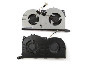 New For Lenovo Ideapad Y700-14 Y700-14ISK Series Laptop Dual Fan DC28000H4S0 5F10K44758