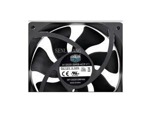 For Cooler Master A12025-20RB-4CP-F1 DC 12V 0.32A 120x120x25mm Server Square Fan