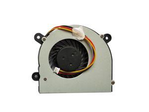 New Laptop cpu cooling fan for MSI S6000 X600 for CLEVO 7872 C4500 AB6505HX-J03 AB6605HX-J03 6-31-W25HS-100 BS5005HS-U89