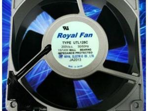 New Japan Royal Fan UTL125C?UTL126C?UTL127C 200V 0.07A cooling fan