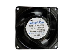 Original Japanese ROYAL FAN UT857CG UT857CG [R] AC230V 12 / 10W fan