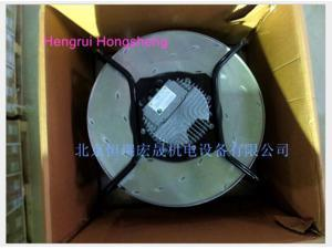 Germany Brand new original K3G630-AB21-67/F02 ebmpapst 630mm centrifugal 4.1A 400V 2650W Cooling fan